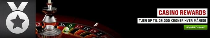 Online casinoer - spil på betroede online casinosider